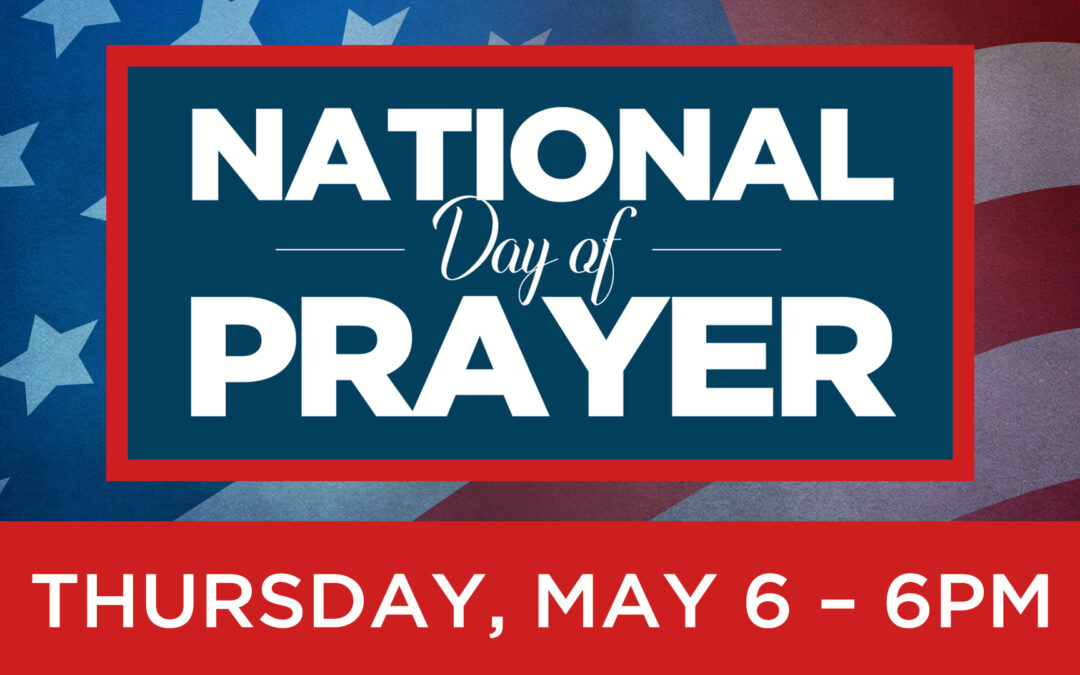National Day of Prayer Events